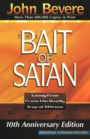 The Bait of Satan review and #giveaway @KindredGrace #MarchOfBooks