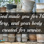 Vessels of Service