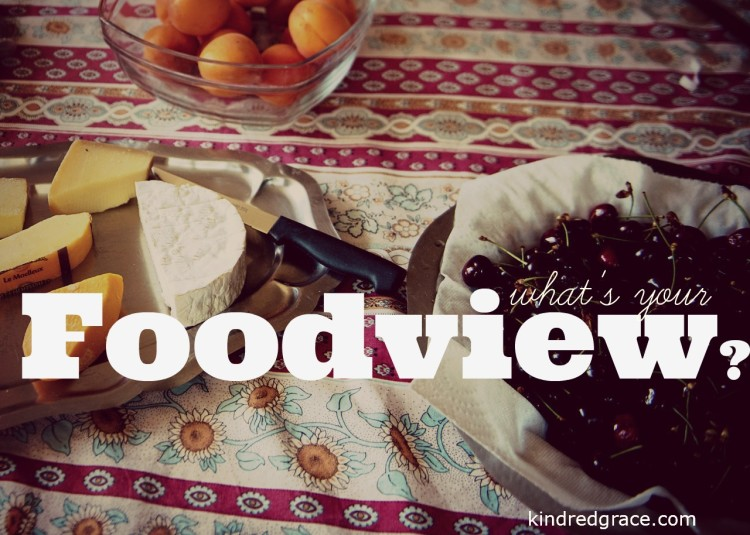What's your foodview?