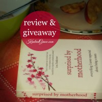#SurprisedByMotherhood #MarchOfBooks #giveaway