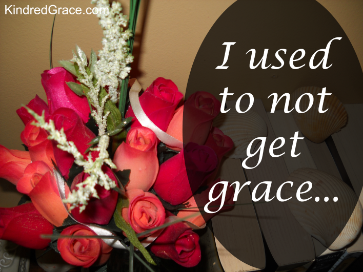 Getting Grace on @KindredGrace by @RachelleRea