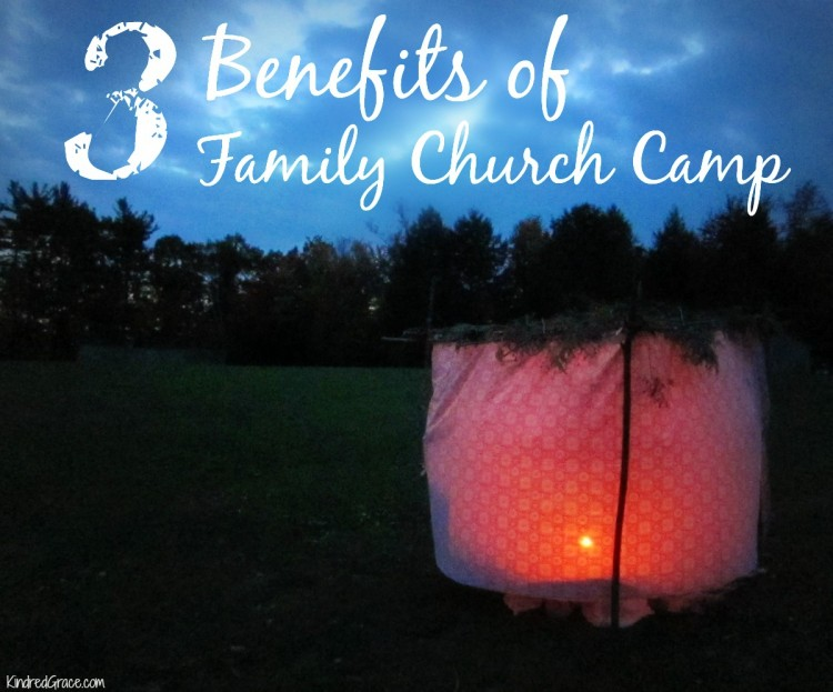 3 Benefits of Family Church Camp