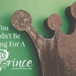 Why You Shouldn't Be Looking For A Prince