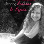 Sowing Surrender, Reaping Reasons to Rejoice