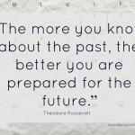 Looking Back, Planning Forward