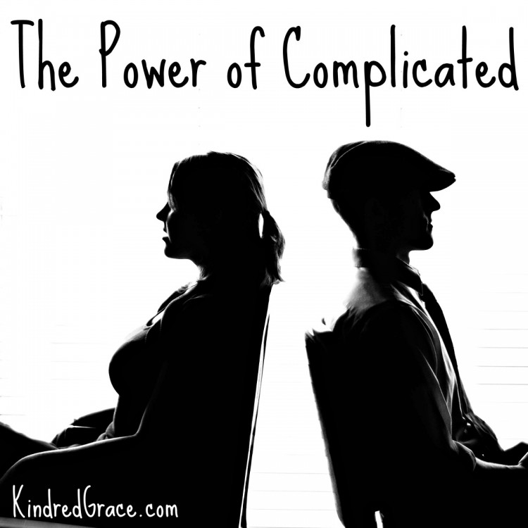 The complications in our marriage have fostered an intimacy we never had while dating.