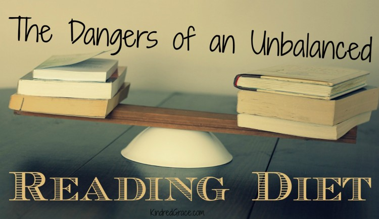 The Dangers of an Unbalanced Reading Diet