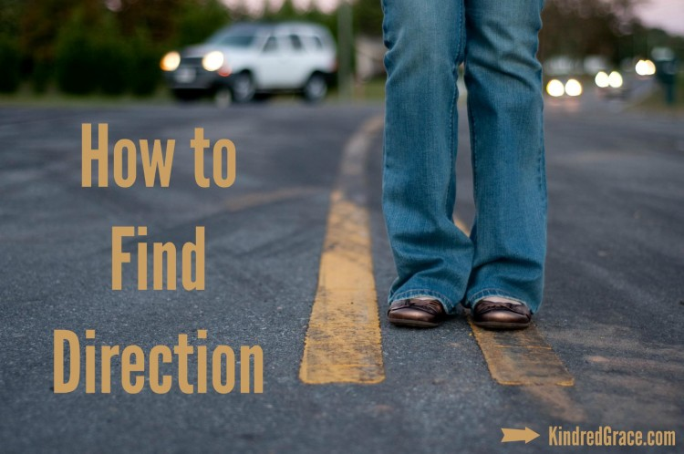 How to Find Direction