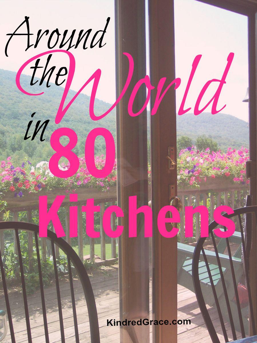 Around the World in 80 Kitchens