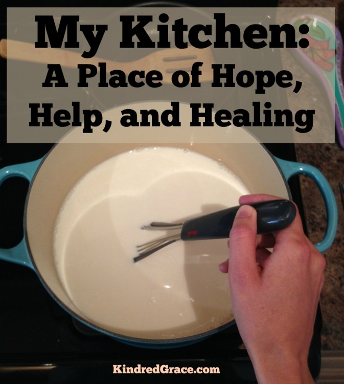 a place of hope, help, and healing