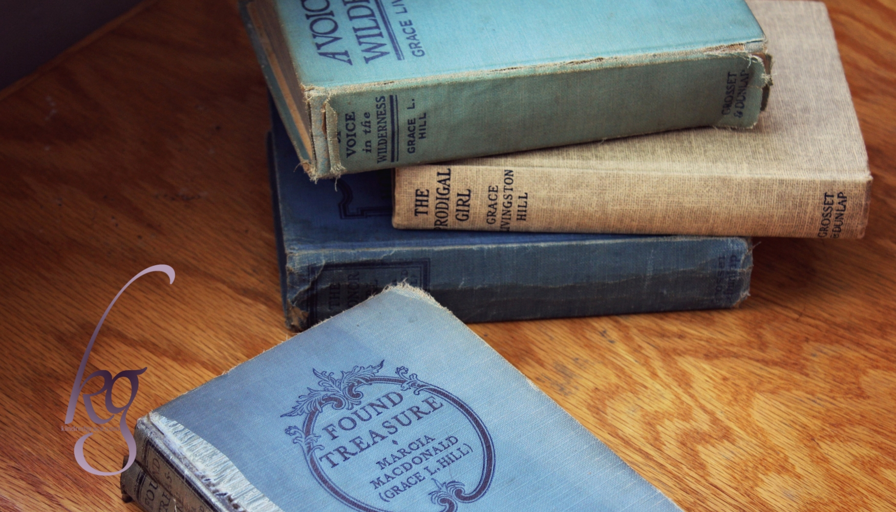 Found Treasure: A Love Story in Books and Memories