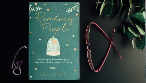 Reading People: How I See through the Lens of Personality