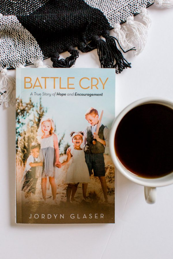 Battle Cry by Jordyn Glaser #battlecrybyjordyn