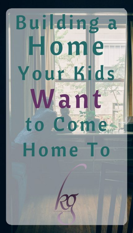 I don't have a three-step plan, but we care deeply about creating a safe family. Our kids aren't babies anymore. We are still in the thick of it. We don't know how it will all turn out. But here are eleven things we are doing to build relationships with our kids and create a home they'll want to visit someday.