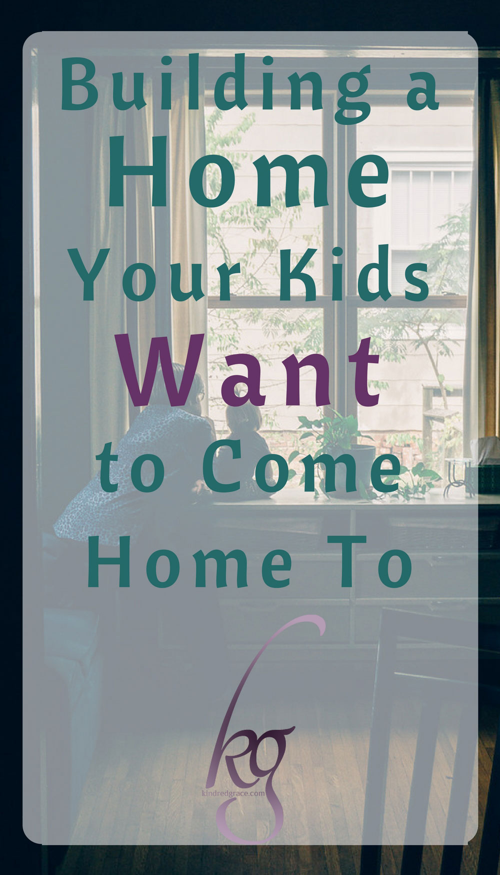 I don't have a three-step plan, but we care deeply about creating a safe family. Our kids aren't babies anymore, but we are still in the thick of it. We don't know how it will all turn out. But here are eleven things we are doing to build relationships with our kids and create a home they'll want to visit someday. via @KindredGrace