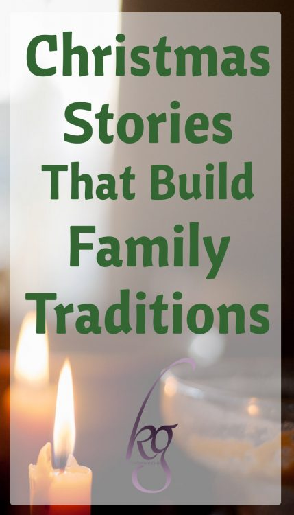 If you'd like to start building some traditions into your family's Christmas, just pull out a collection of Christmas stories and start reading aloud. You'll be well on your way to creating a beloved Christmas tradition that your family will cherish for years to come.