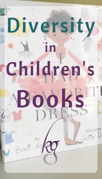 Diversity in Children's Books