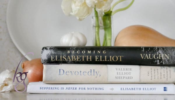 The Human Side of My Hero: Three New Elisabeth Elliot Books