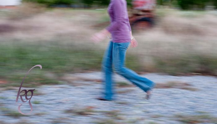 how to catch your breath when you can't stop running