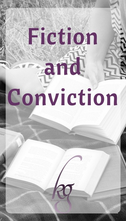 Fiction and Conviction