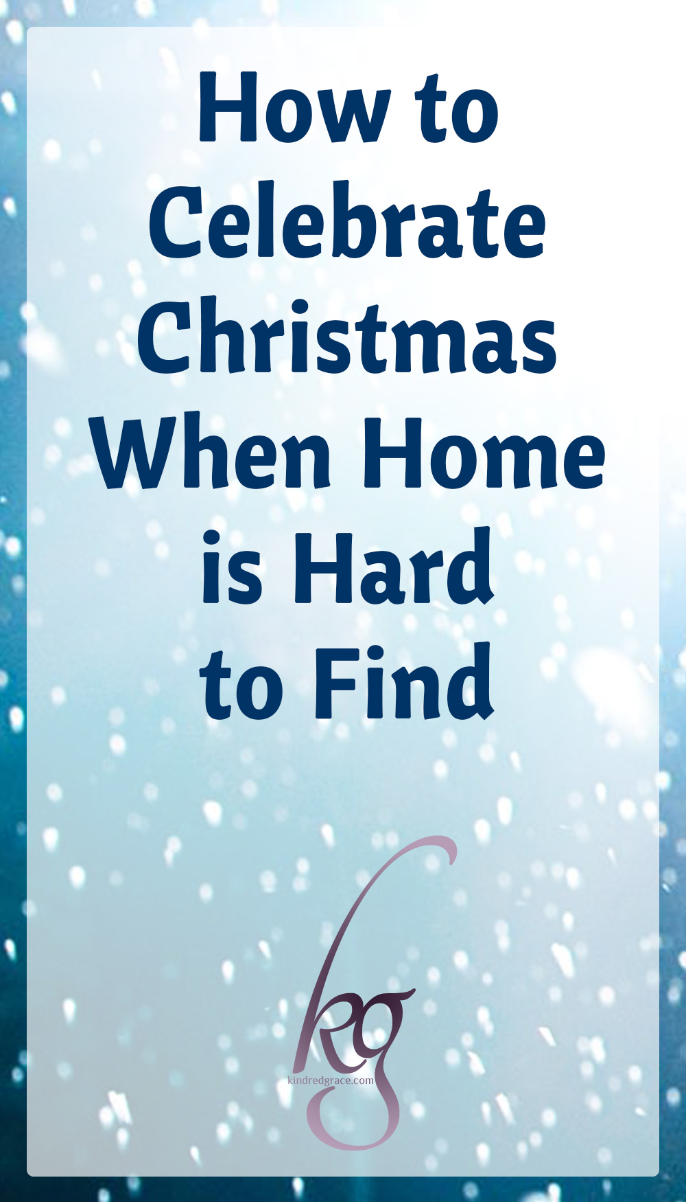 Christmas lights and decorations lined store windows and decorated the walkways all through the city. It was beautiful. Even the airport sparkled! I heaved my overstuffed carry-on up onto my shoulder and set off to find my gate. Holidays. What were they to me? via @KindredGrace