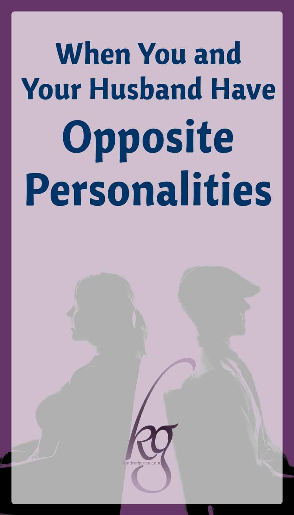 If you're looking to learn more about your own personality, your man's, and how your personalities fit together, Personalities in Love is a resource I highly recommend. I especially appreciate Donna's Biblical viewpoint of how, even though some personalities may clash more than others, personality is a marriage-enhancing element, not a marriage-murdering one. via @KindredGrace
