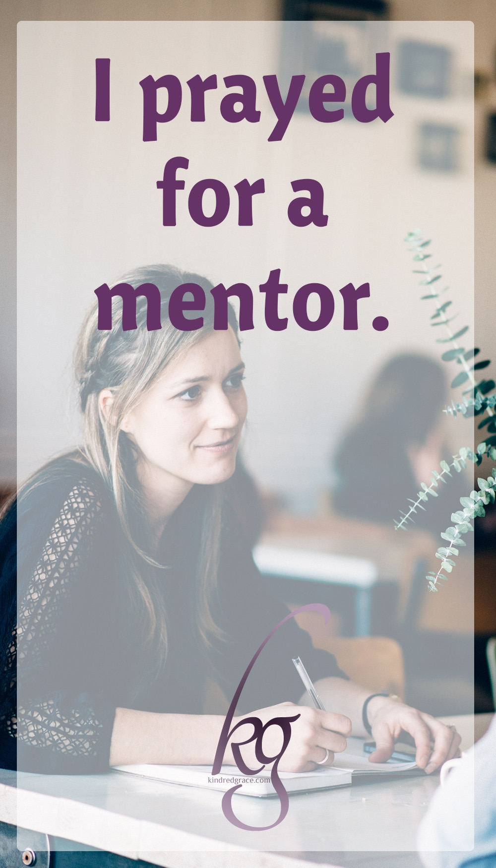 I have learned that mentorship is not a buzzword or passing fad. Mentorship is part of God's plan for the young—to seek for wisdom, discretion, and grace by humbly and fervently applying themselves to the wisdom offered by those who have gone before. via @KindredGrace