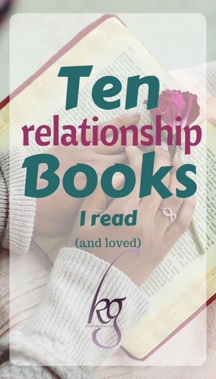 Ten Relationship Books I Read