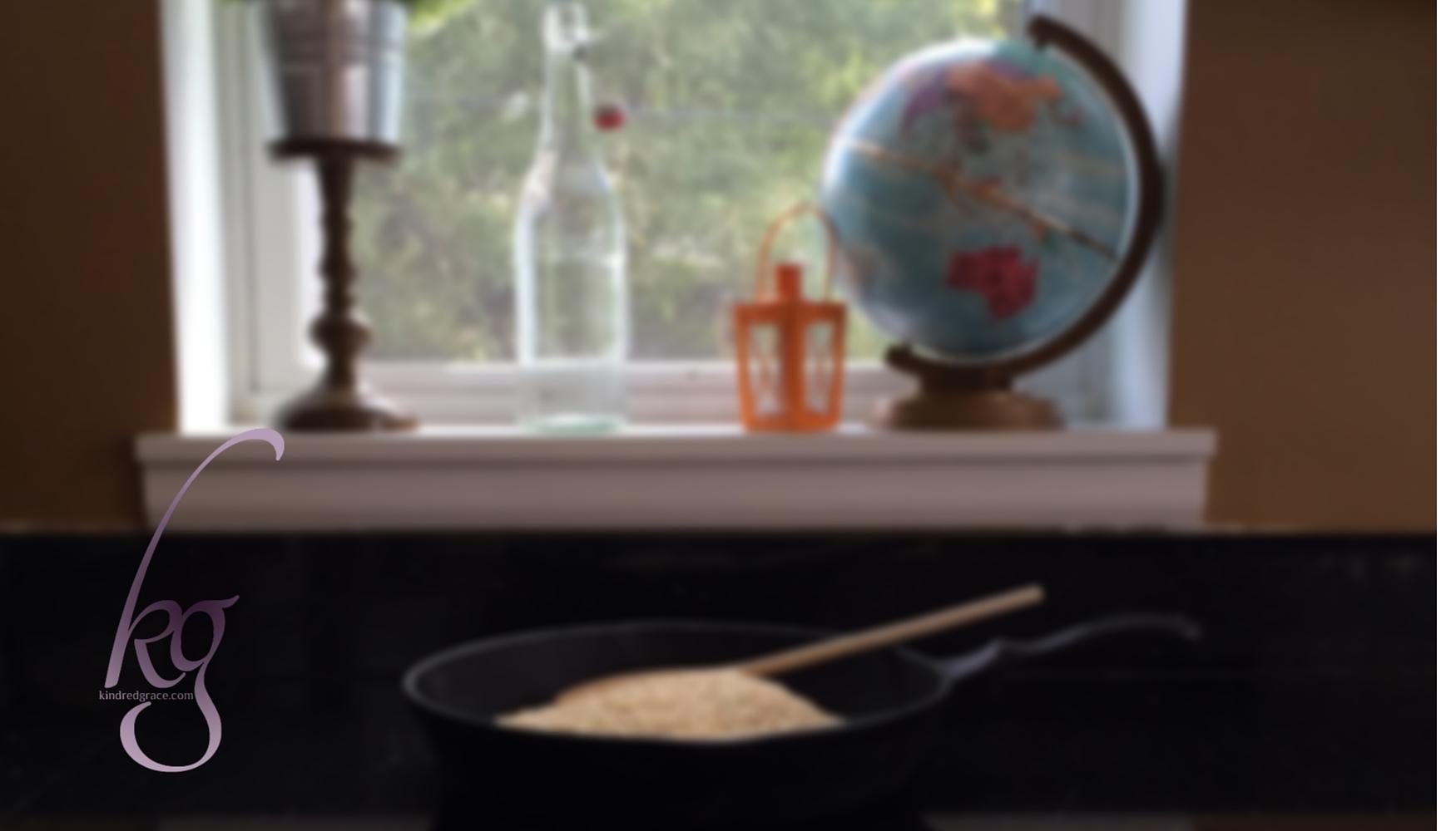 Rice Nights: choosing scarcity once a week