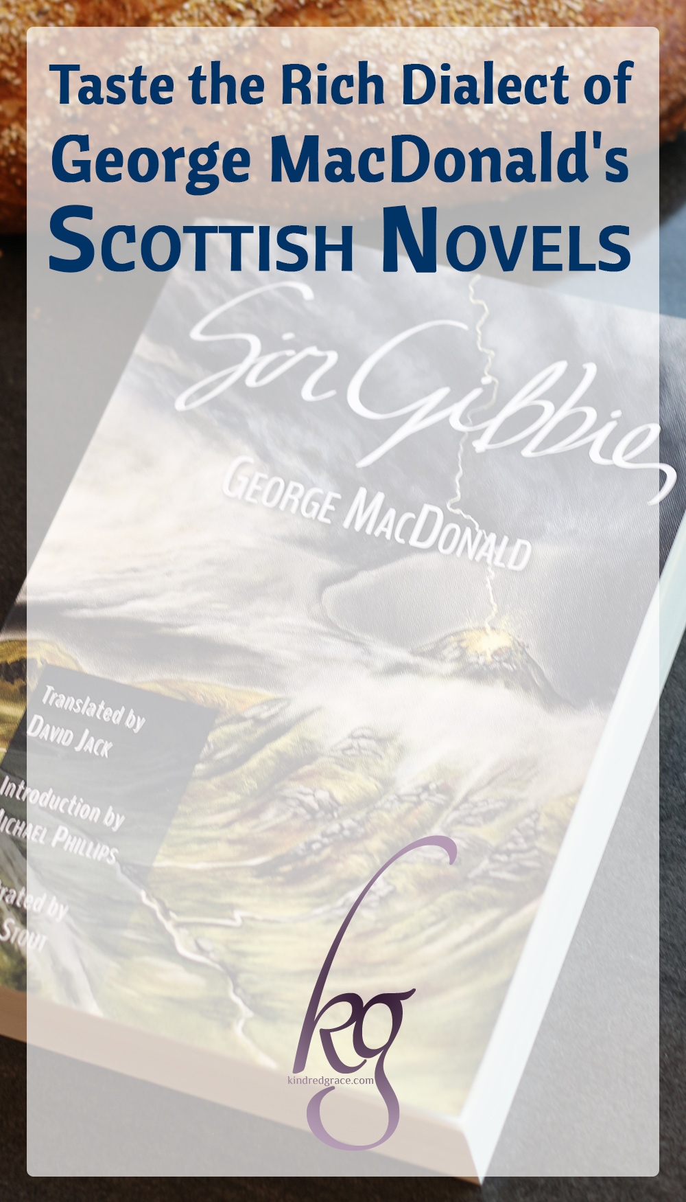 "David Jack says, ""My translations are more of a leisurely indulgence, due to their length and the fact that (with the Scottish novels) the original language is a huge part of the authenticity of the land into which you'll be transporting yourself for the duration of the stories."" via @KindredGrace"