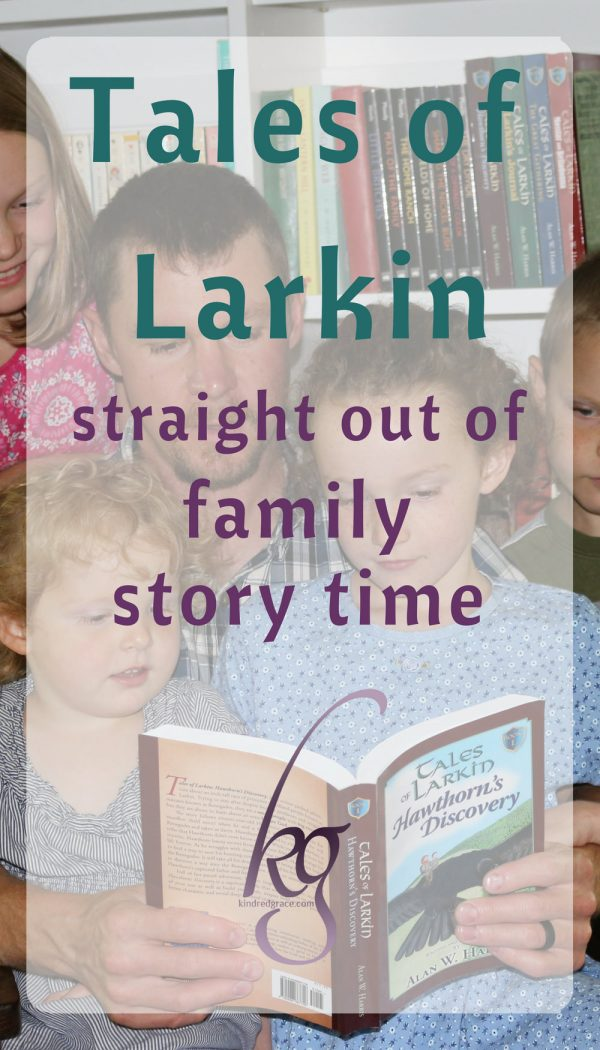 Meet Larkin, Son of Savin, of the Third Clan of Larkin. #TheTalesOfLarkin