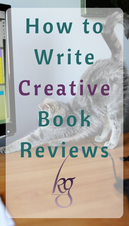 How to Write Creative Book Reviews